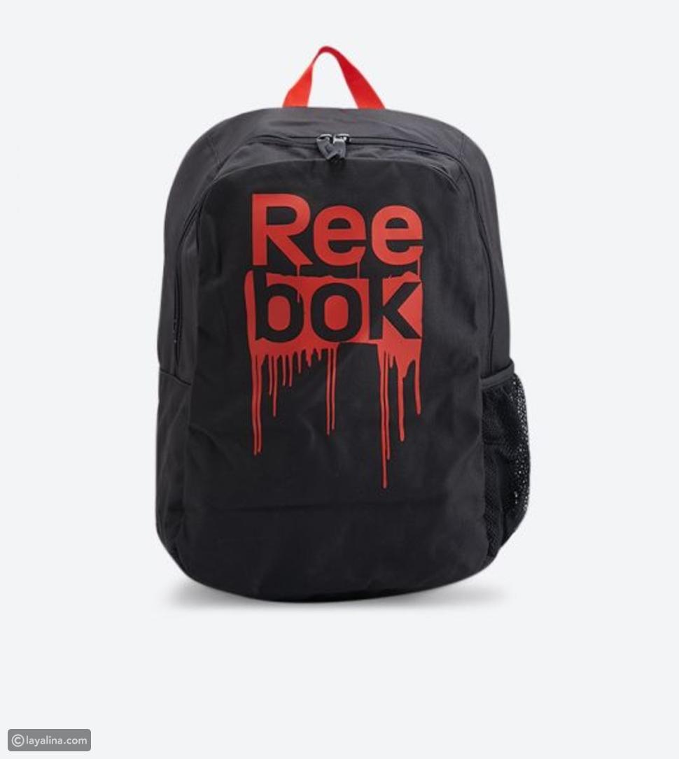 حقيبة ريبوك موحدة اللون