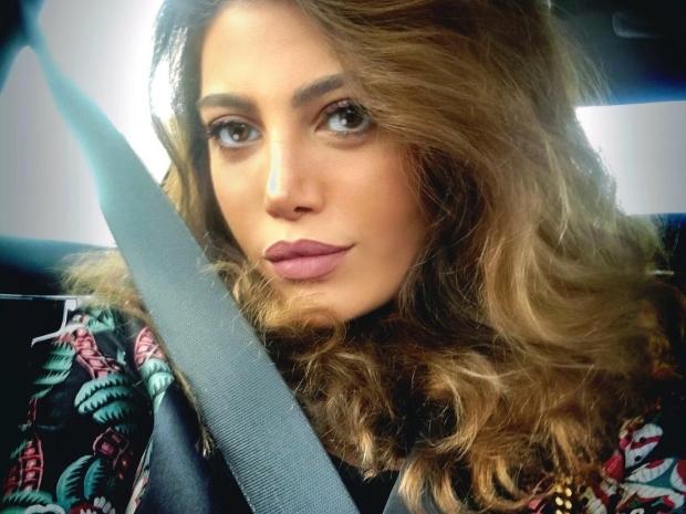 رد فعل ريهام حجاج بعد نشر خبر طلاقها