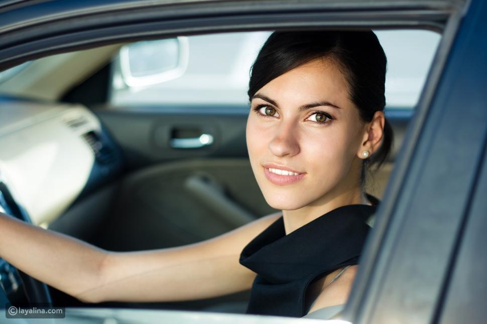 إتيكيت ركوب السيارة: