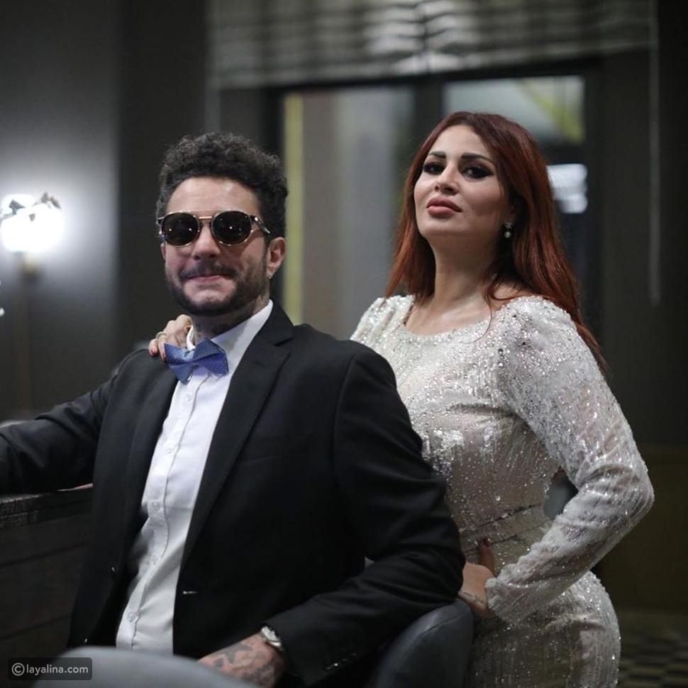 أحمد الفيشاوي ينشر صوراً مع زوجته من أجل إيصال تلك الرسالة!