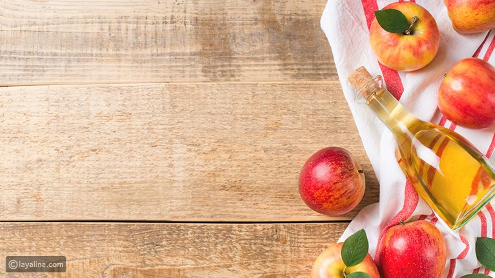فوائد خل التفاح للوجه والبشرة