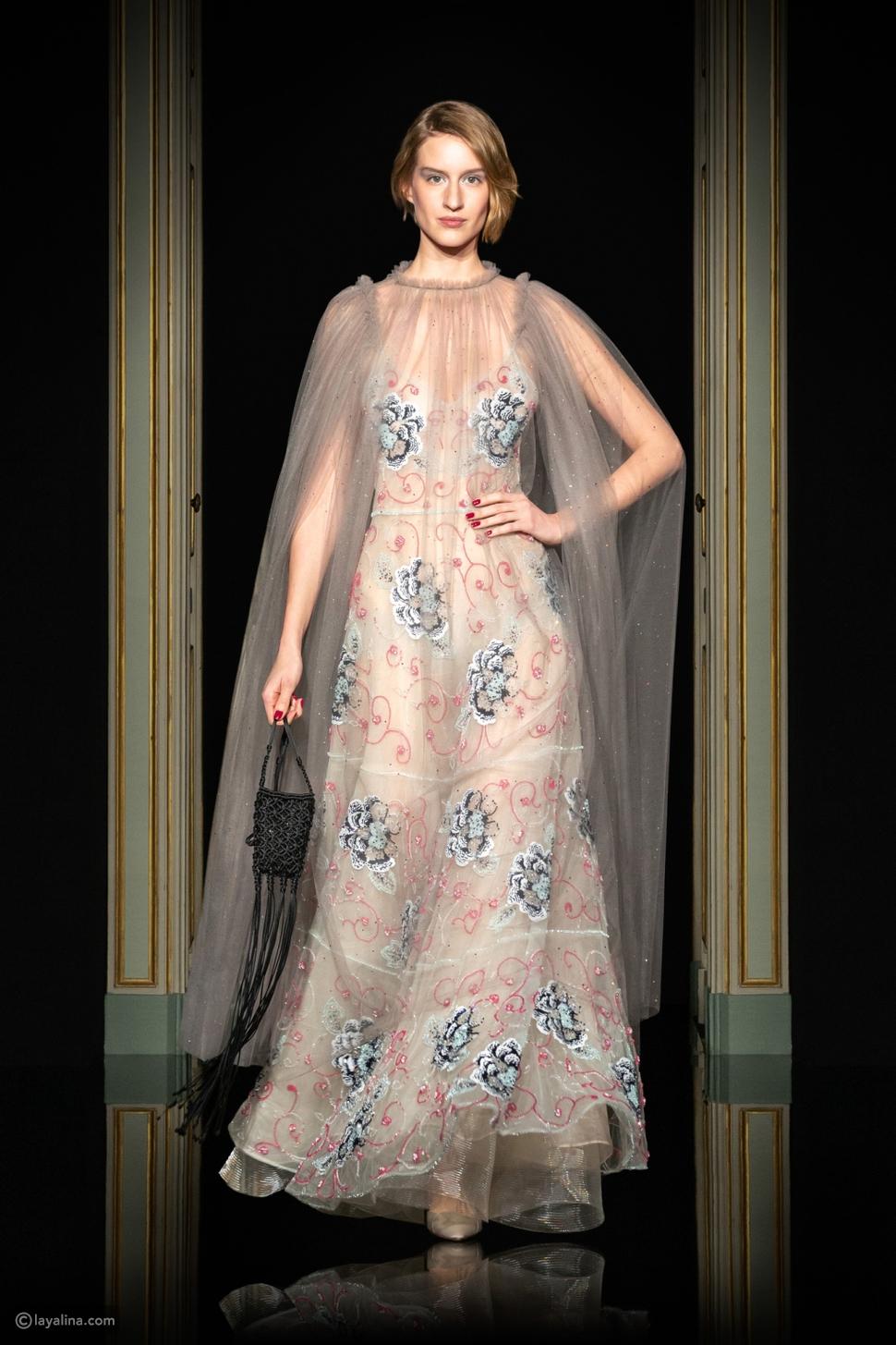 مجموعةGiorgio Armani للأزياء الراقية