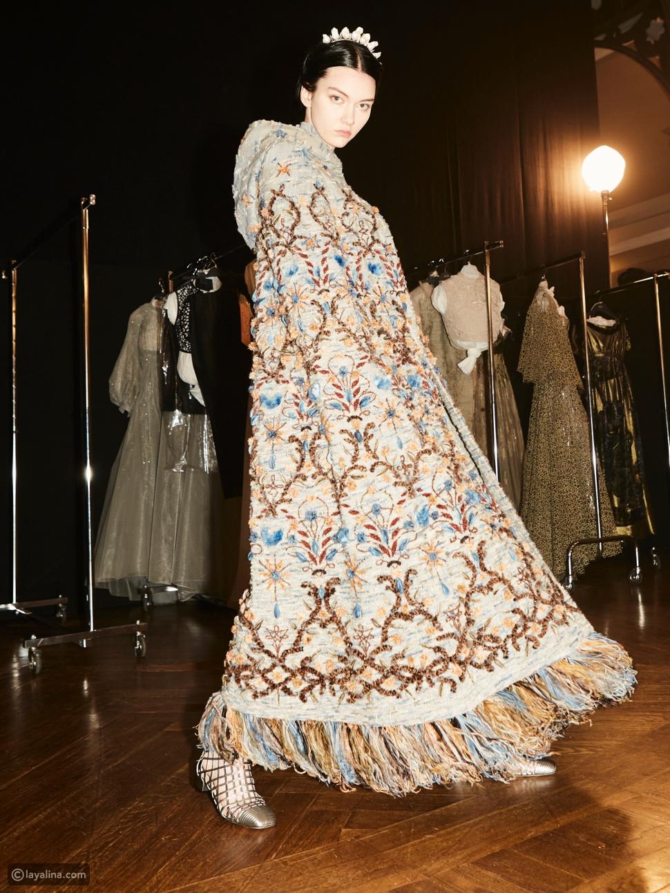 مجموعةChristian Dior للأزياء الراقية
