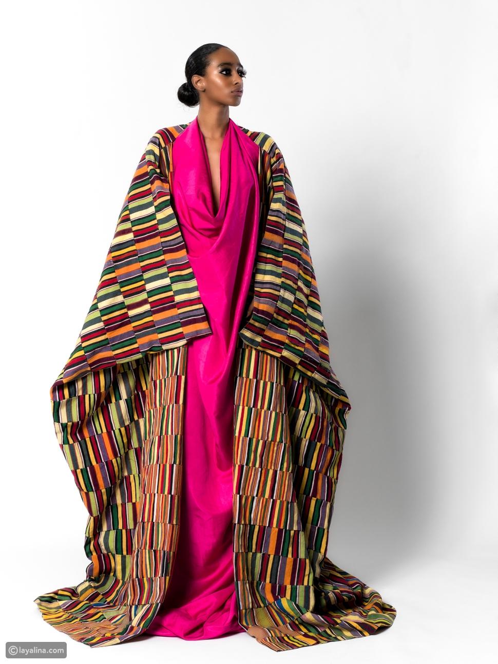 مجموعة أزياءImane Ayissi للأزياء الراقية