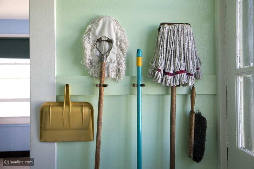 9 أخطاء تفعلينها تجعل تنظيف منزلك أصعب مما تتوقعين