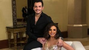 بسبب هذه الصورة...شائعة مغرضة تطارد أنغام وزوجها أحمد إبراهيم!