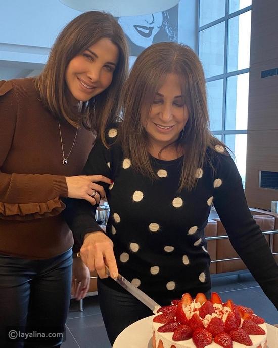 فيديو: نانسي عجرم تحكي موقفًا مضحكًا لها في طفولتها مع والدتها