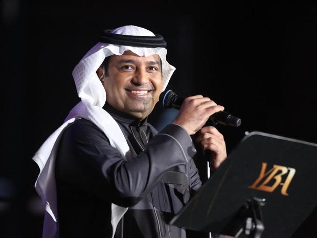 فيديو- رقصة راشد الماجد في سمرات شتاء الرياض التي أشعلت السوشال ميديا