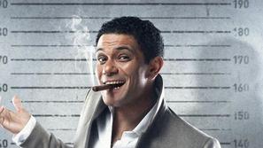 هكذا وضع آسر ياسين صديقه في ورطة بسبب حلقة مسلسله بـ100 وش