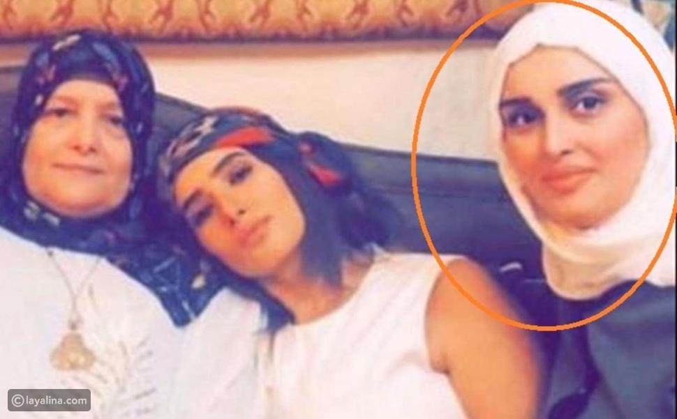 شقيقة زينة تتعرض لنزيف في المخ