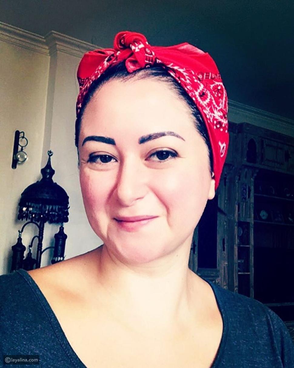 صورة مي نور الشريف بدون مكياج تثير إعجاب محبيها لجمالها