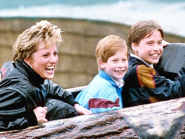 آخر محادثة هاتفية جمعت بين الأمير ويليام ووالدته تسببت بجرح لهما