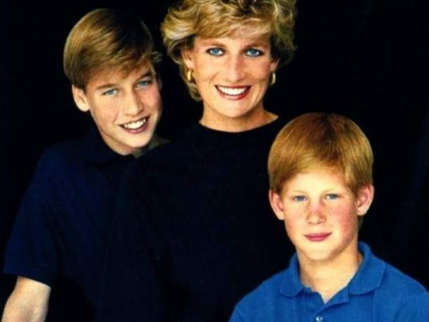 آخر محادثة هاتفية جمعت بين الأمير ويليام ووالدته حملت ذكرى سيئة لهما
