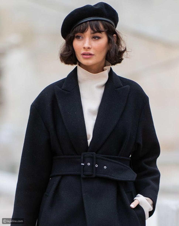 قبعة Beretالباريسية