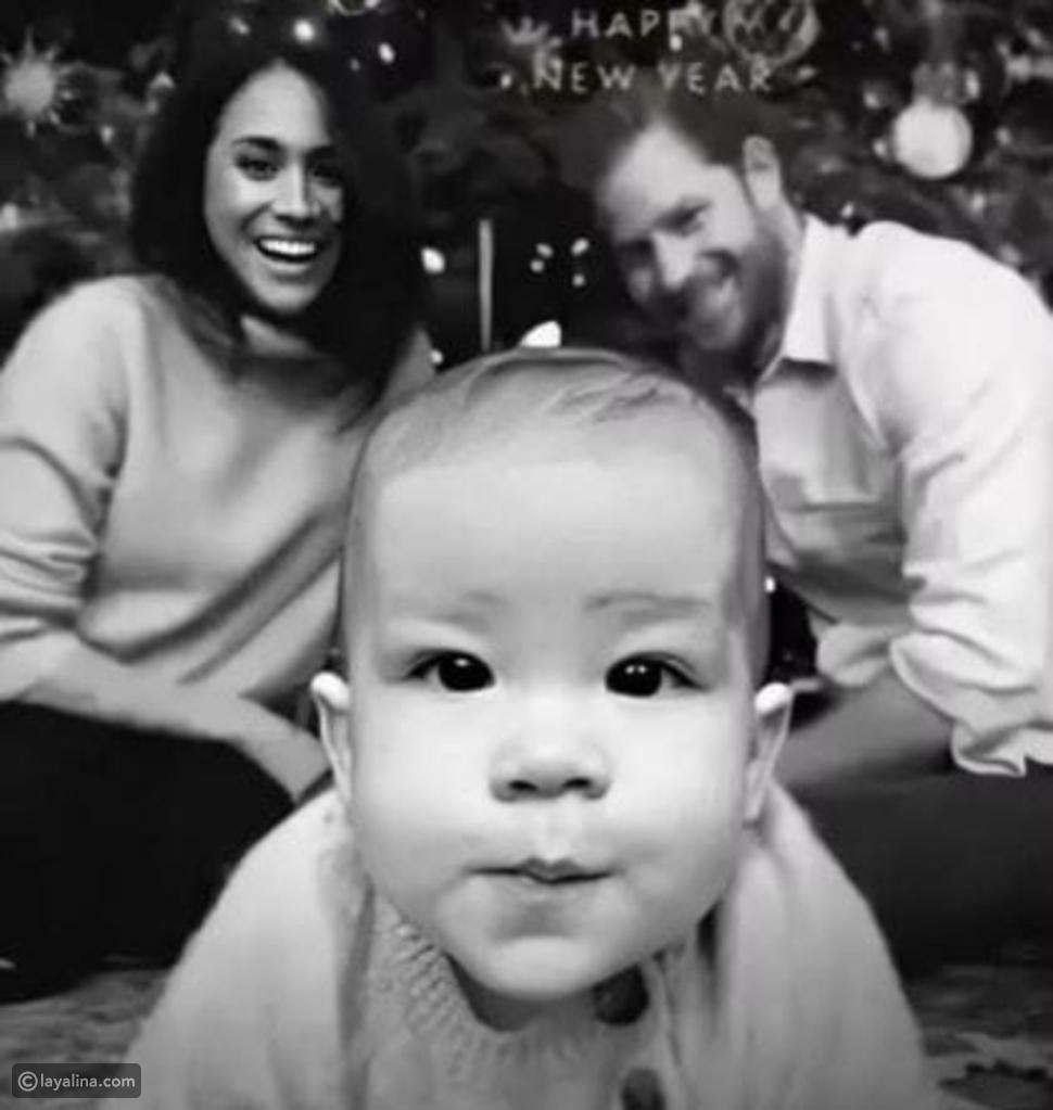 عائلة الأمير هاري تحتفل بعيد الميلاد