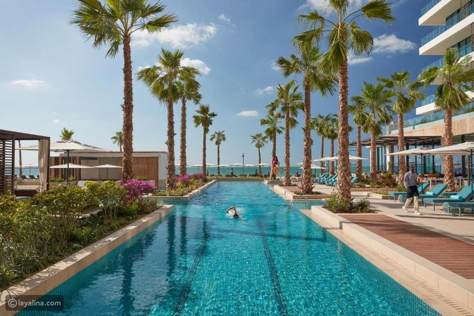 فندق مندرين أورينتال دبي