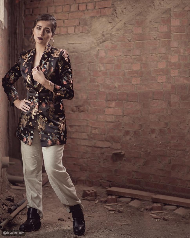 هبة مجدي في أحدث جلسة تصوير بإطلالة مختلفة