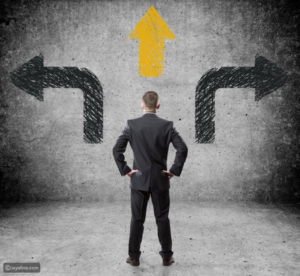 خطوات اتخاذ القرار السليم