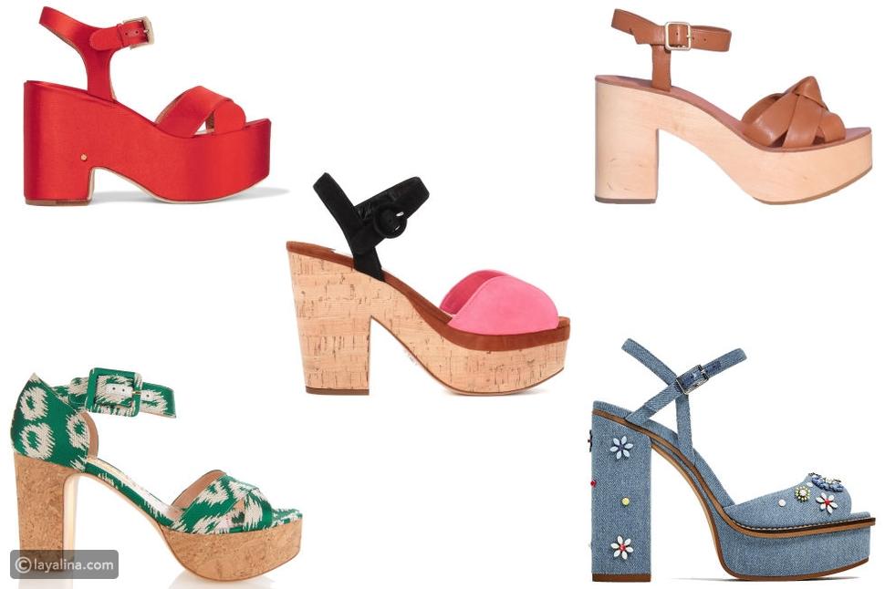 7 موديلات أحذية صيفية يجب عليك التعرف عليها واقتنائها هذا الصيف