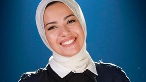 المذيعة المصرية آية عبد الرحمن تعلن إصابتها بفيروس كورونا
