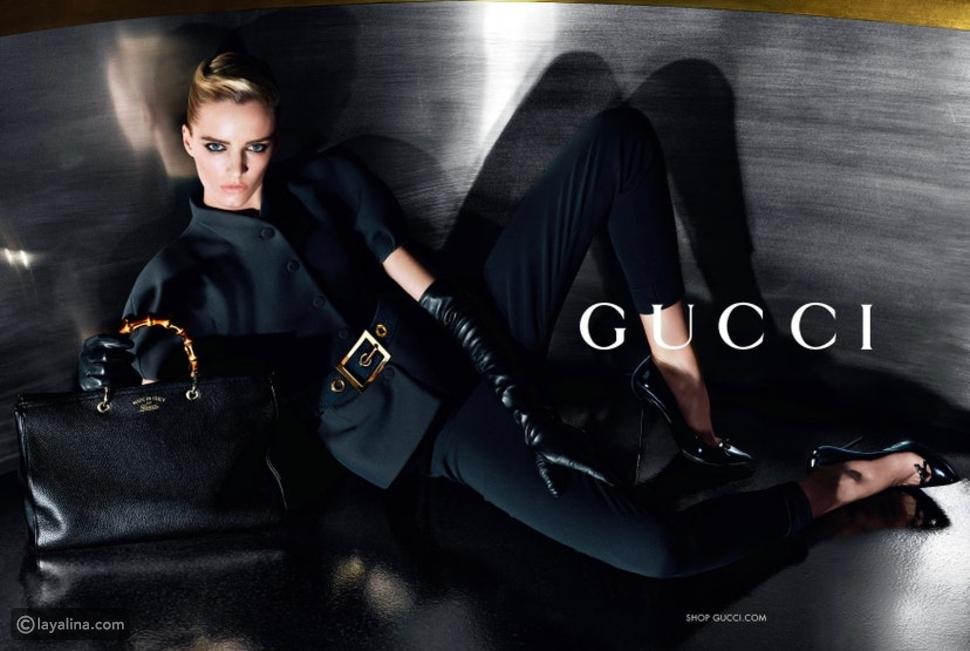 حقيبة Gucci Bamboo