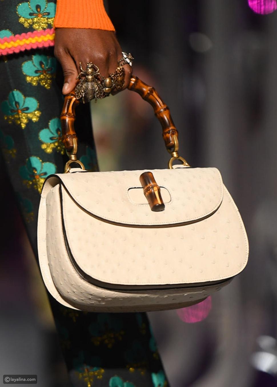 حقيبة Gucci Bamboo Bag
