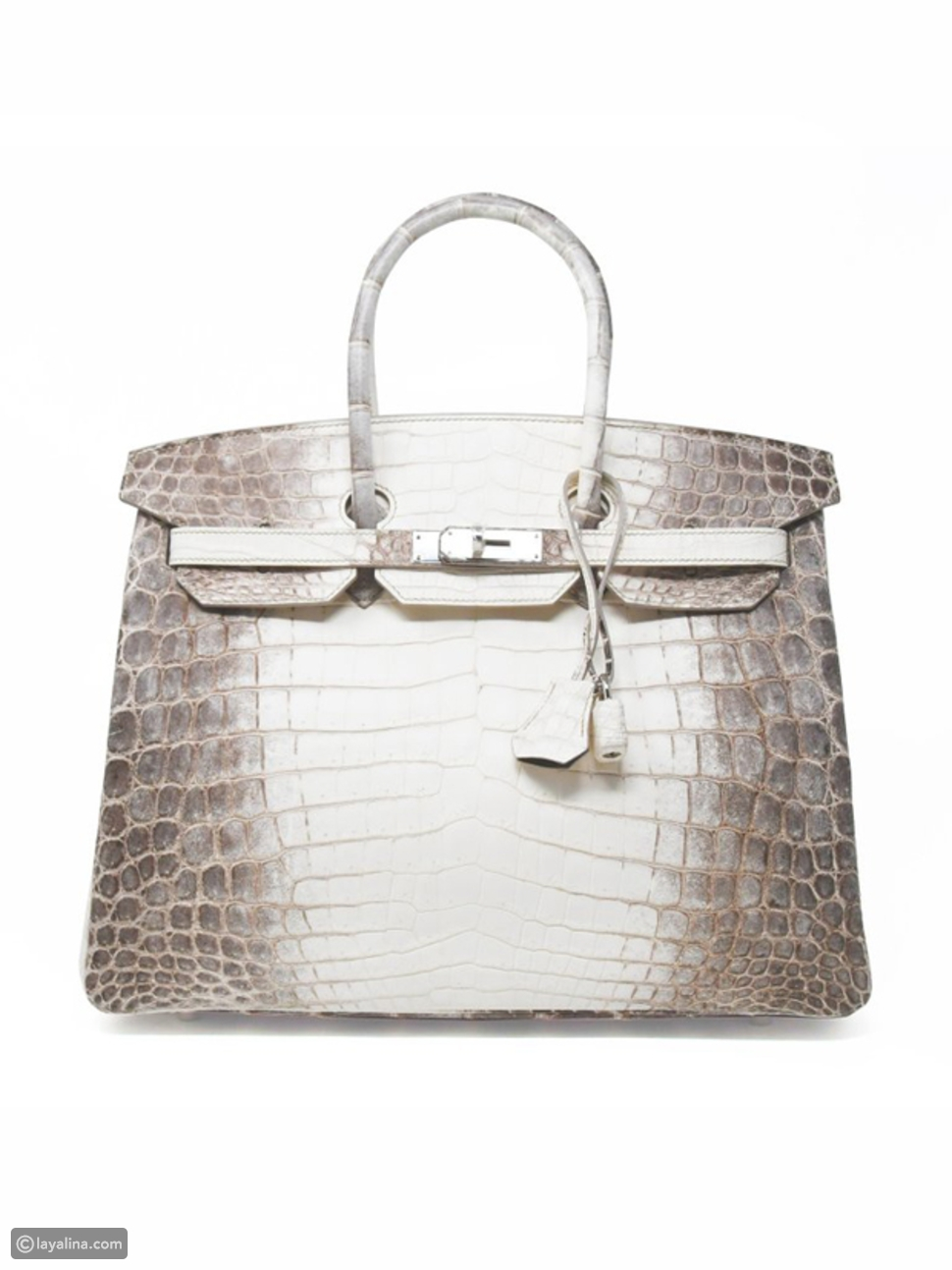 حقيبة عمرها 10 سنوات من ماركة Hermès