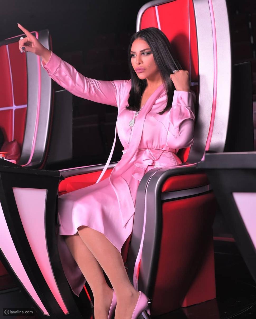 فستان أحلام في أولى حلقات المواجهة من ذا فويس