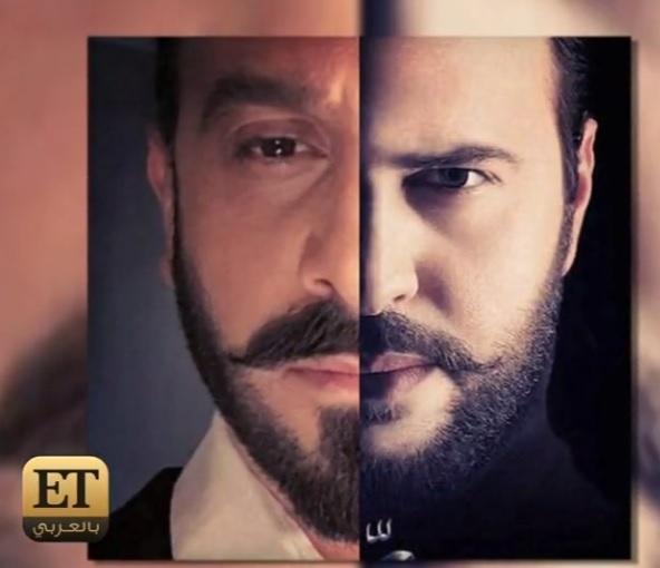 صورة:نادين وتشابه الإطلالة تجمع بين تيم حسن وقصي خولي فمن قلد من؟