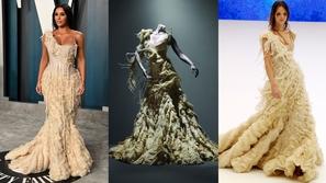 اعرفي سر فستان كيم كارداشيان الملقب كأهم فستان في القرن
