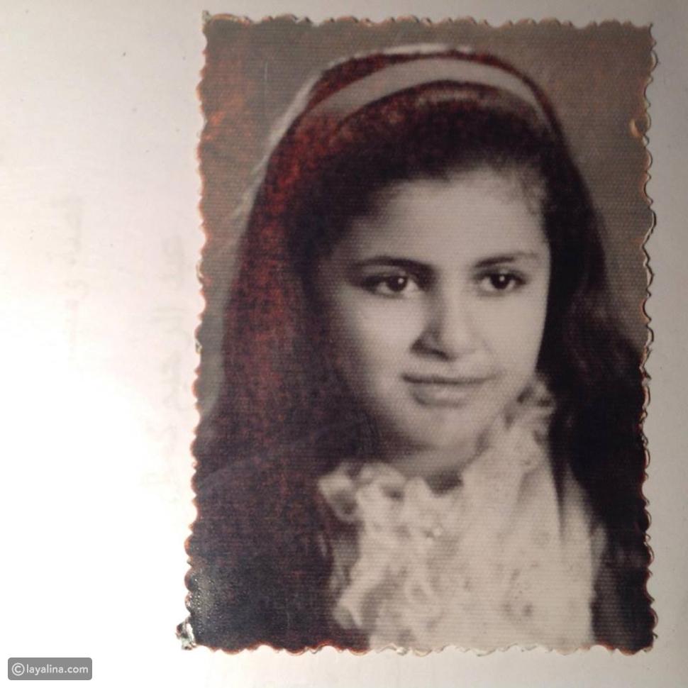 صورة هالة صدقي في طفولتها.. هل تغيرت ملامحها؟