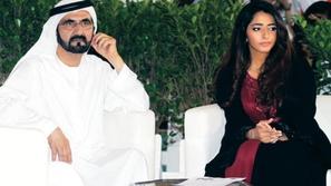 التهاني تنهال بعد عقد قران الشيخة مريم آل مكتوم والشيخ خالد آل نهيان
