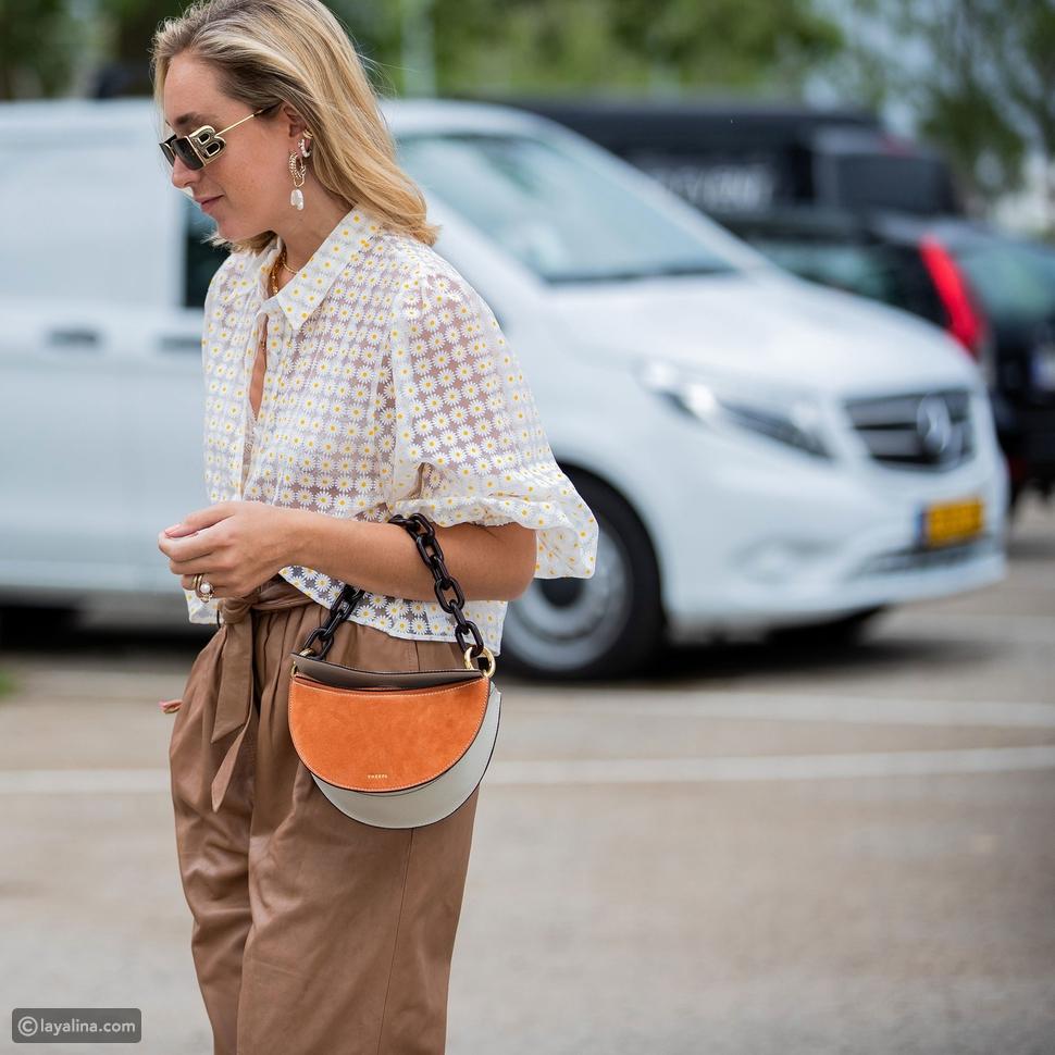حقيبة Yuzefi Doris الكلاسيكية الرائعة