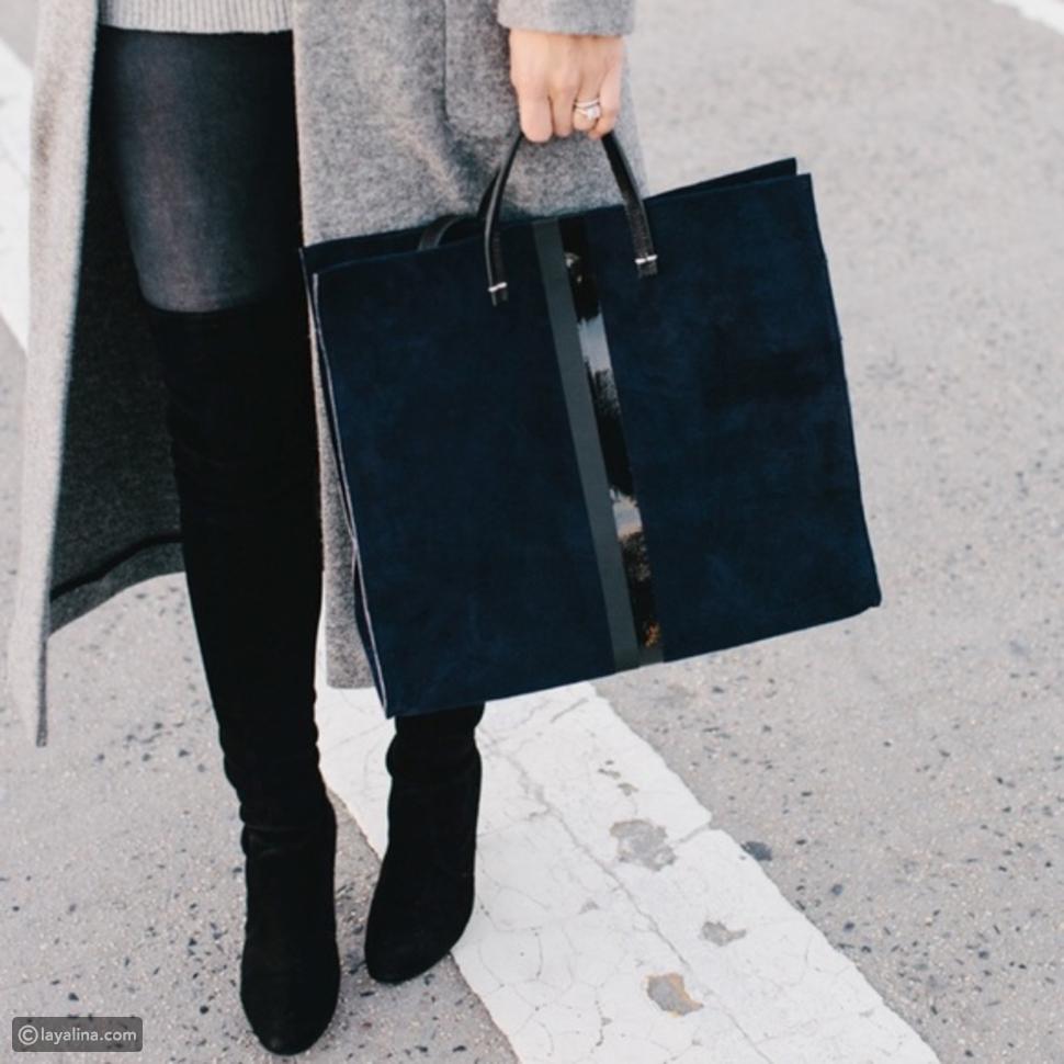 حقيبة Clare V Simple المناسبة للعمل و الجامعات