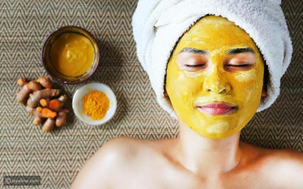 فوائد الكركم لإزالة شعر الوجه