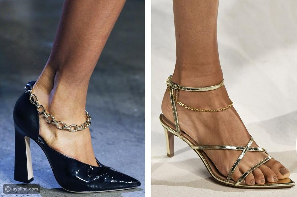 مجوهرات الأحذية