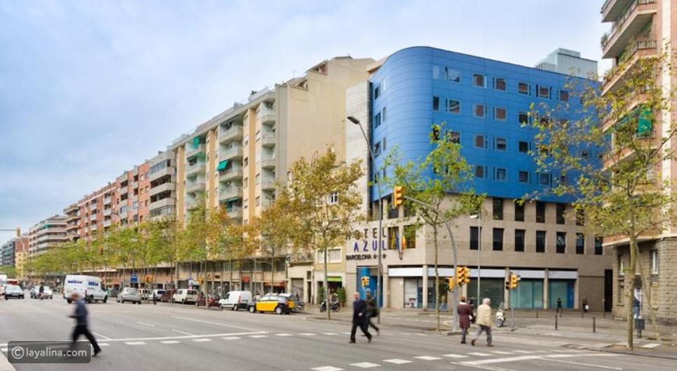 فندق آزول برشلونة