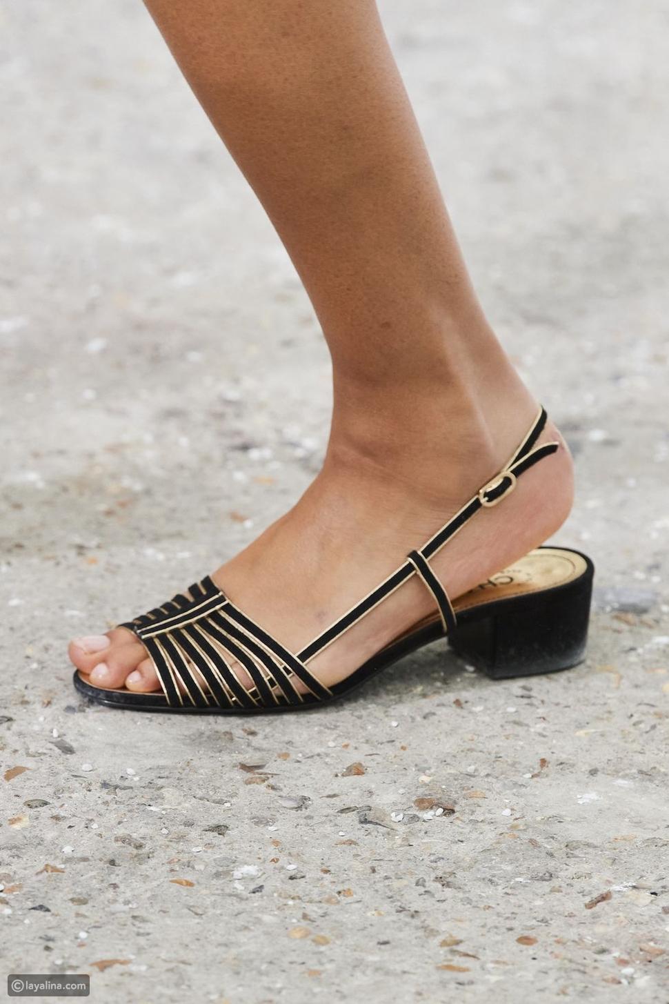 أحذية يونانية