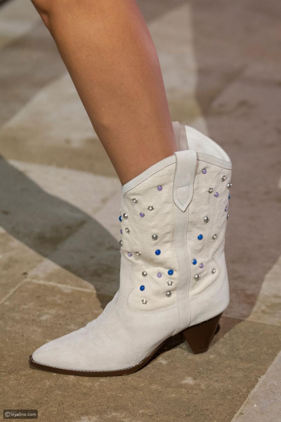 حذاء كاوبوي
