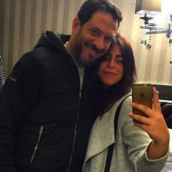 سيلفي ماجد المصري مع ابنته ماهيتاب تشعل انستقرام