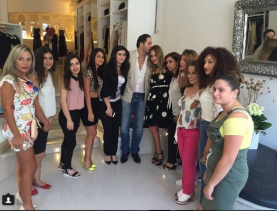 فيديو وصور: مفاجأة داليدا عياش لزوجها رامي عياش لمناسبة عيد ميلاده..