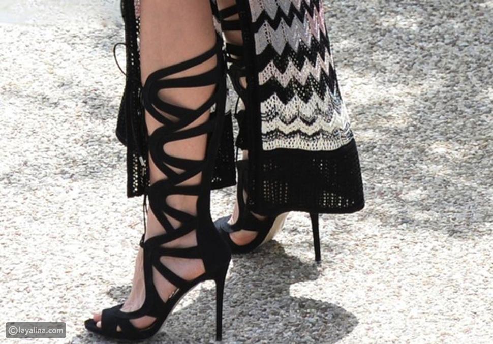 حذاء لفستانك