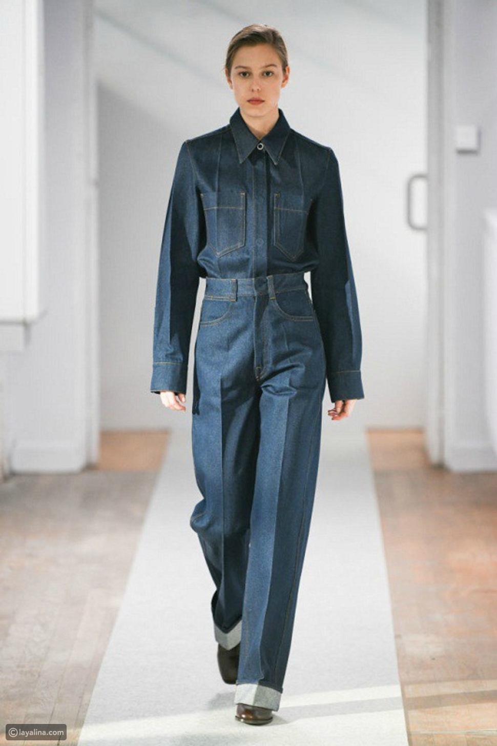 أزياء جينز من Lemaire