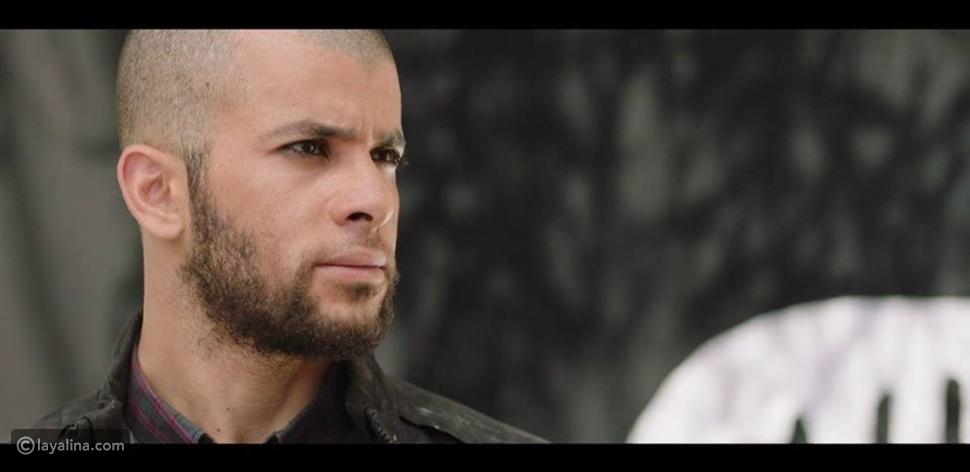 رامز أمير في مشهد من غرابيب سود