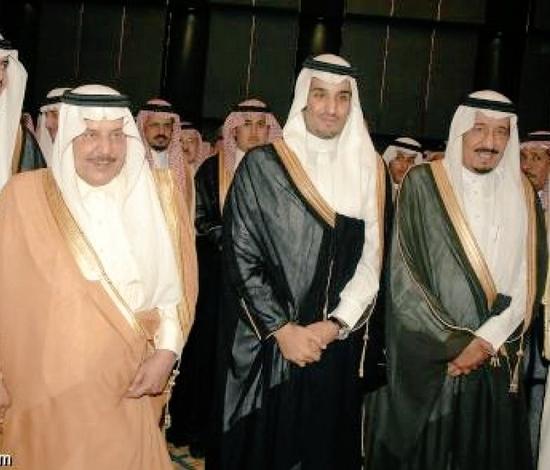 صور نادرة من حفل زفاف الأمير محمد بن سلمان