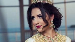 نصرة الحربي تنشراللقطات الأولى من شهر عسلها وهذا ما قالته بعد الزفاف