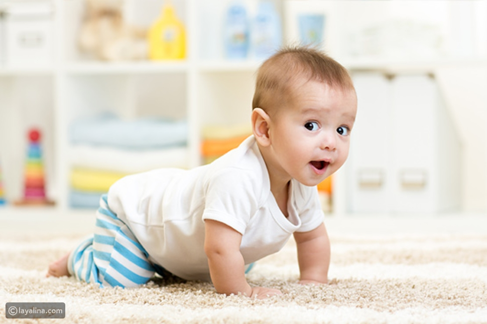 الطرق الطبيعية لعلاج الإمساك لدى الرضع