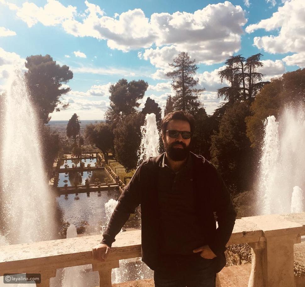 تيم حسن في كواليس الهيبة 2
