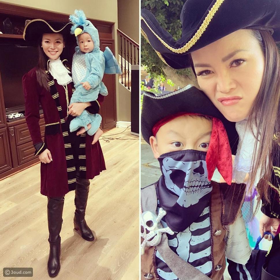 أزياء القراصنة