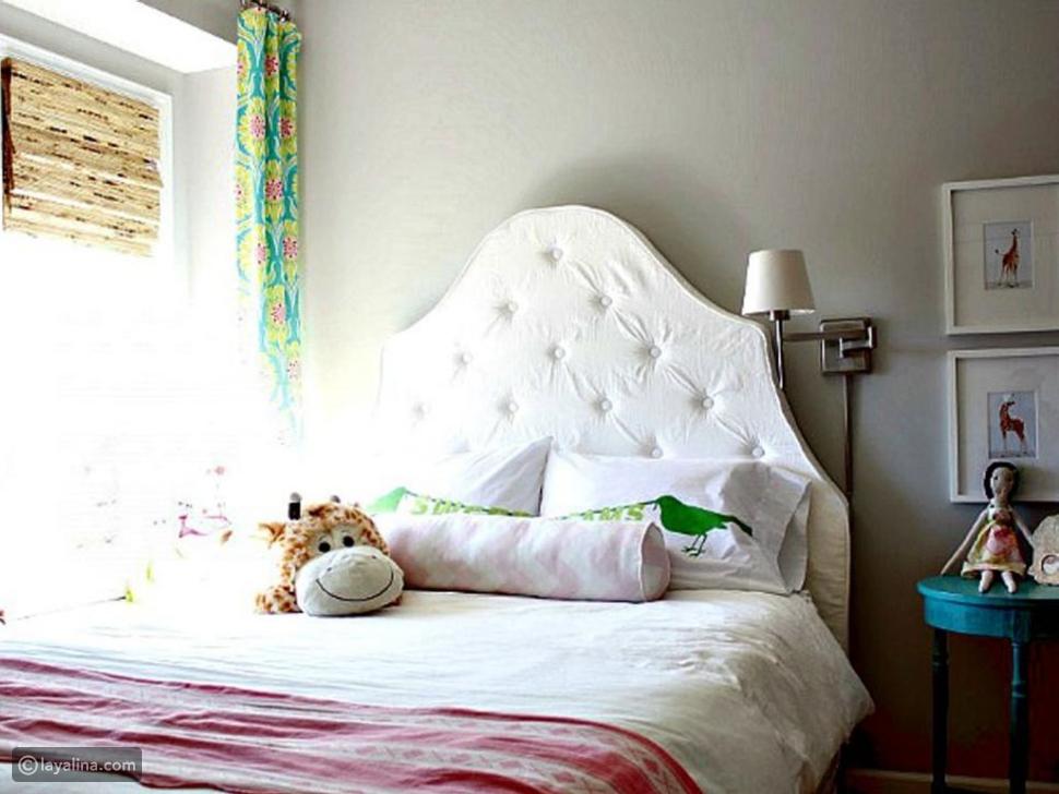 أفكار ديكور غرف نوم أطفال غير مكلفة